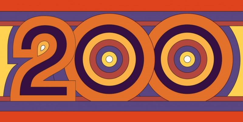 200-days